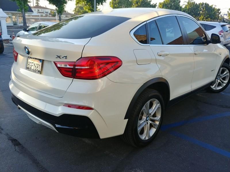 BMW X4 2016 price $25,999