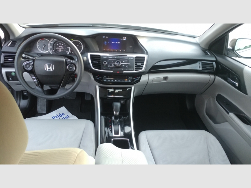 Honda Accord Sedan 2017 price $13,999