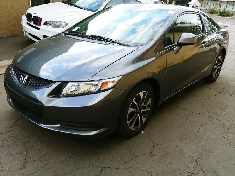Honda Civic Cpe 2013 price $8,999