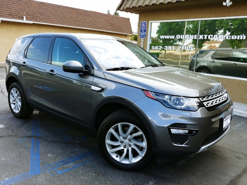 Land Rover Discovery Sport 2017 price