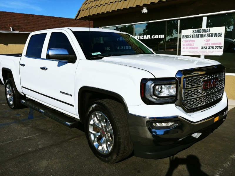GMC Sierra 1500 2017 price