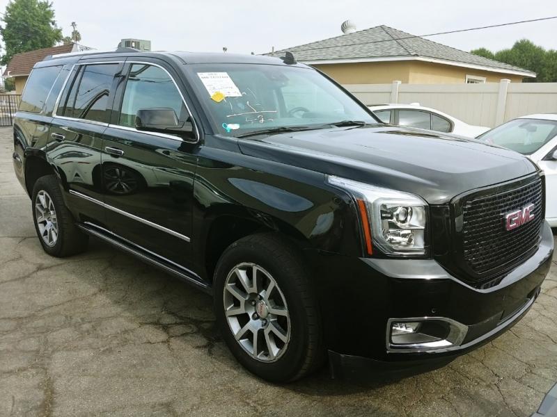 GMC Yukon 2016 price $39,999
