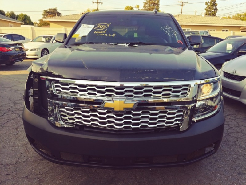 Chevrolet Tahoe 2017 price $34,999