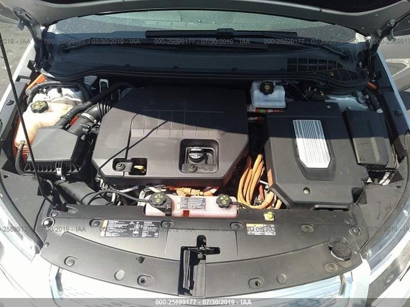 Chevrolet Volt 2015 price $0