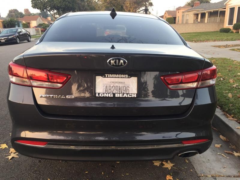 Kia Optima 2017 price $9,999