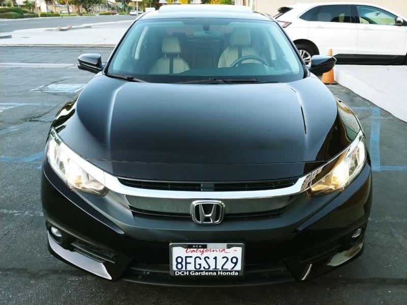 Honda Civic Sedan 2016 price