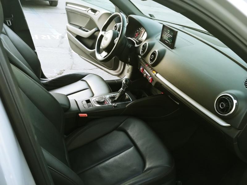 Audi A3 2015 price $0