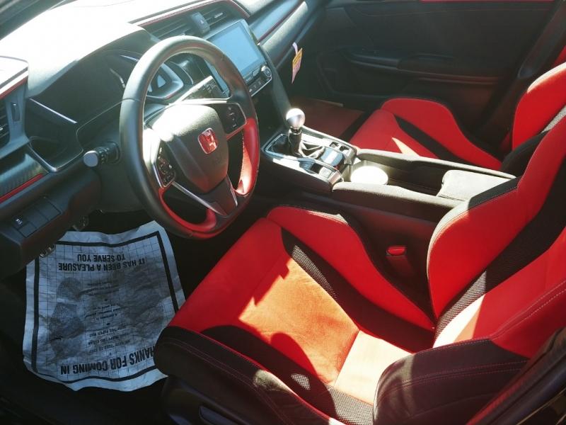 Honda Civic Hatchback 2019 price $0