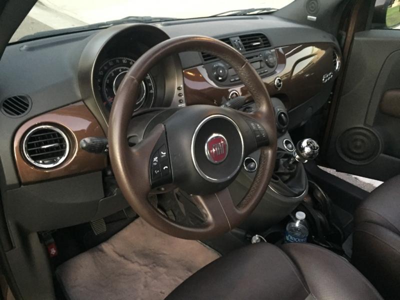Fiat 500 2012 price $5,995