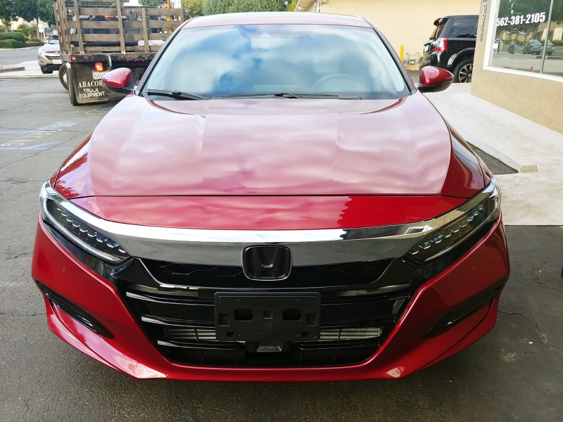 Honda Accord Sedan 2018 price $21,999