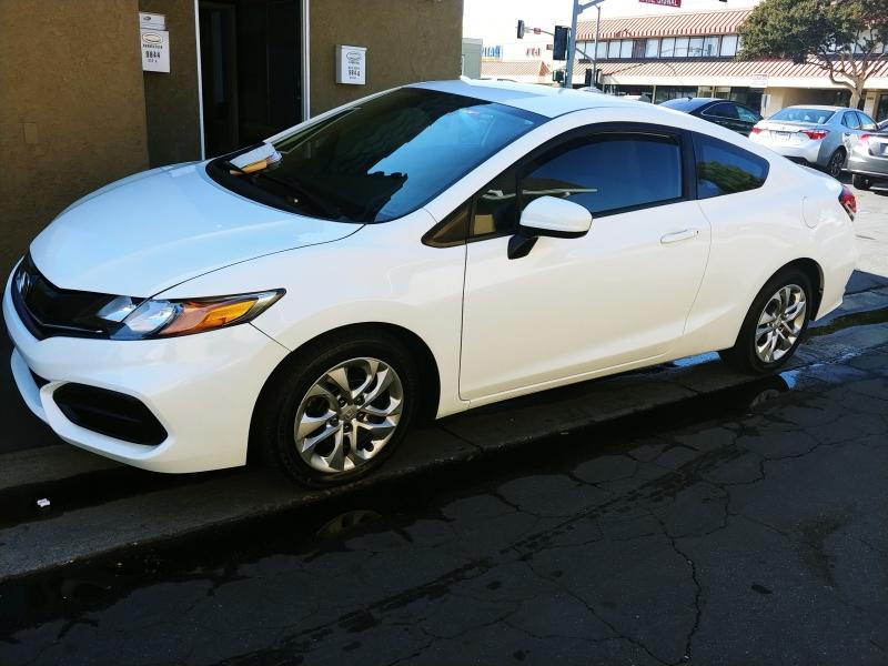 Honda Civic Coupe 2014 price
