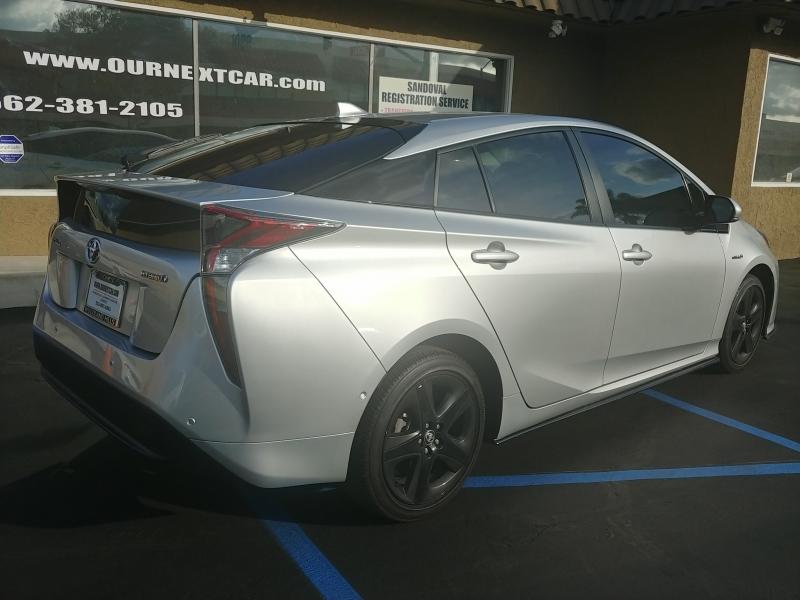 Toyota Prius 2018 price $0