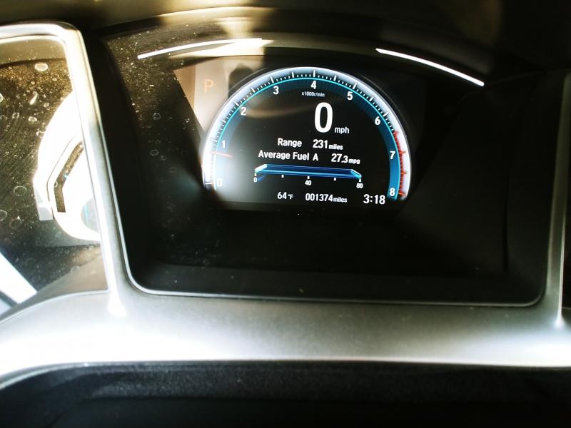 Honda Civic Sedan 2019 price