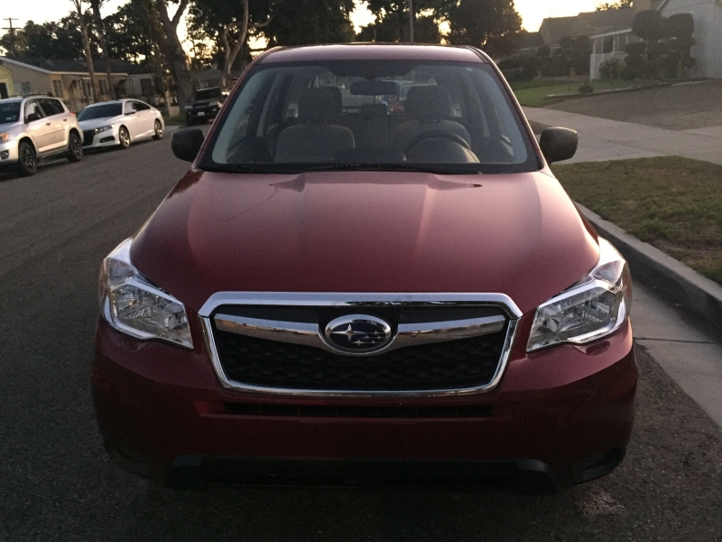 Subaru Forester 2015 price $9,900