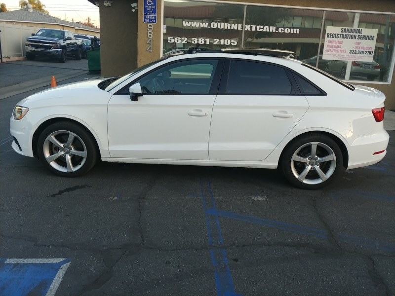 Audi A3 2016 price $12,999