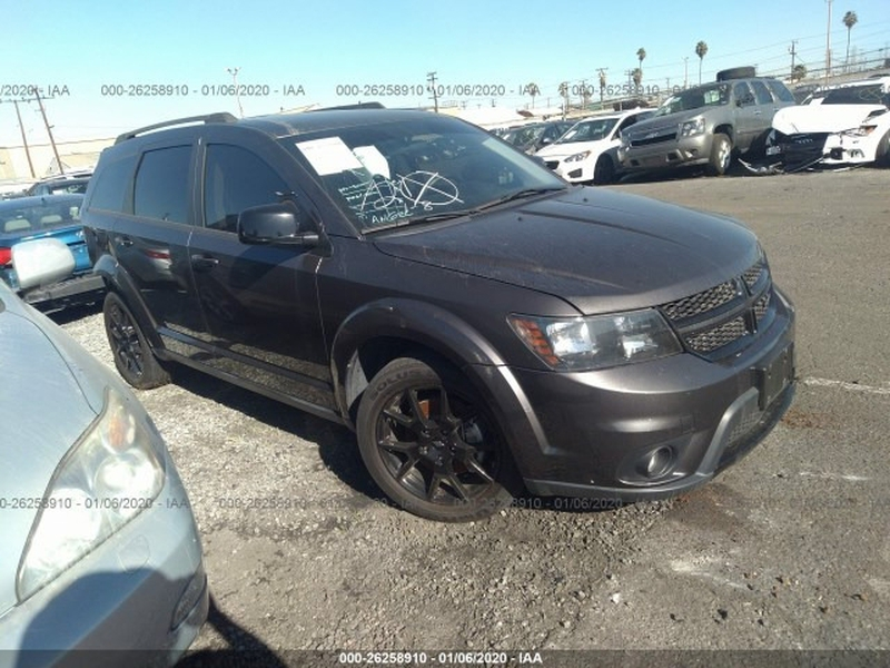 Dodge Journey 2018 price $12,500