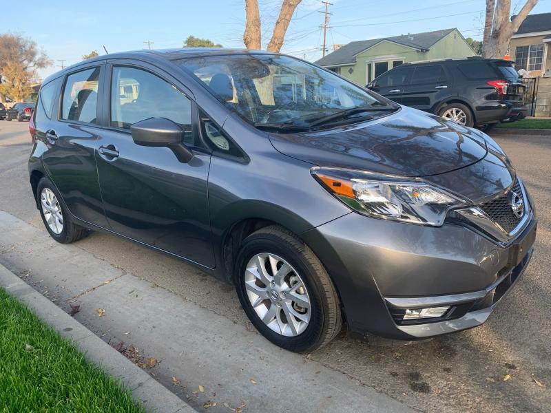 Nissan Versa Note 2018 price $9,500
