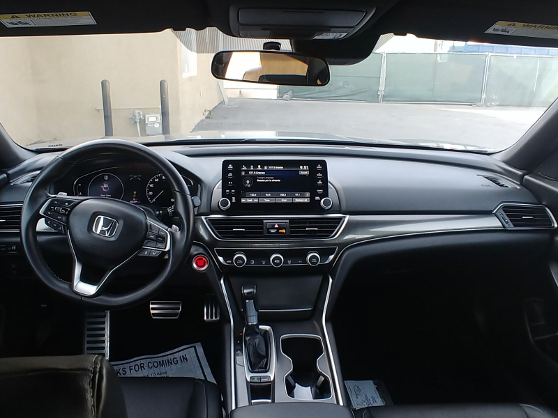 Honda Accord Sedan 2018 price