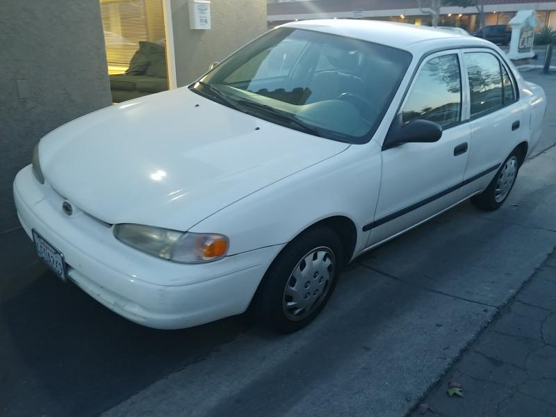 Chevrolet Prizm 1999 price $2,500