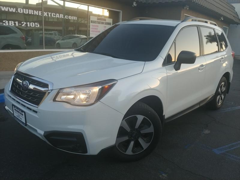 Subaru Forester 2017 price $15,999