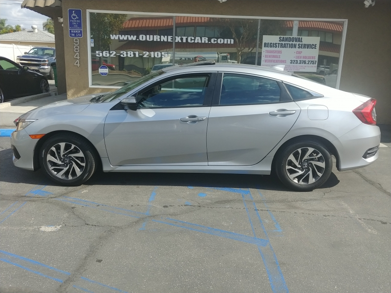 Honda Civic Sedan 2018 price $14,999