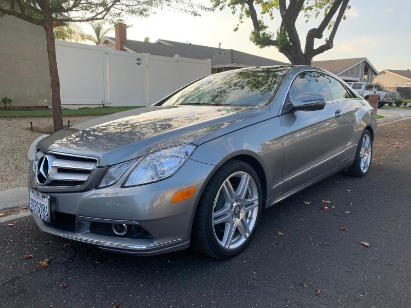 Mercedes-Benz E-Class 2010 price $13,500