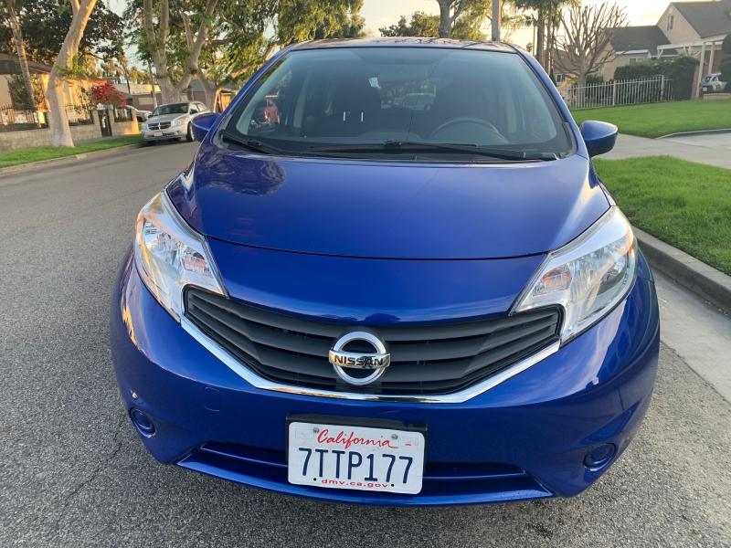 Nissan Versa Note 2015 price $0