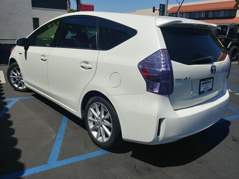 Toyota Prius v 2014 price $0