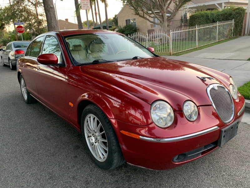 Jaguar S-TYPE 2006 price $5,750