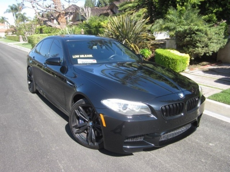 BMW M5 2013 price $39,999