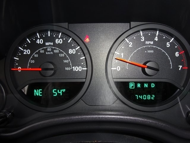 Jeep Wrangler 2008 price $20,950
