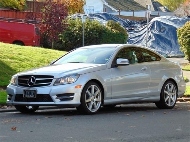 Mercedes-Benz C-Class 2014 price $21,950