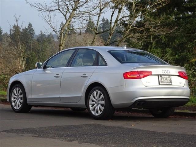 Audi A4 2013 price $20,950