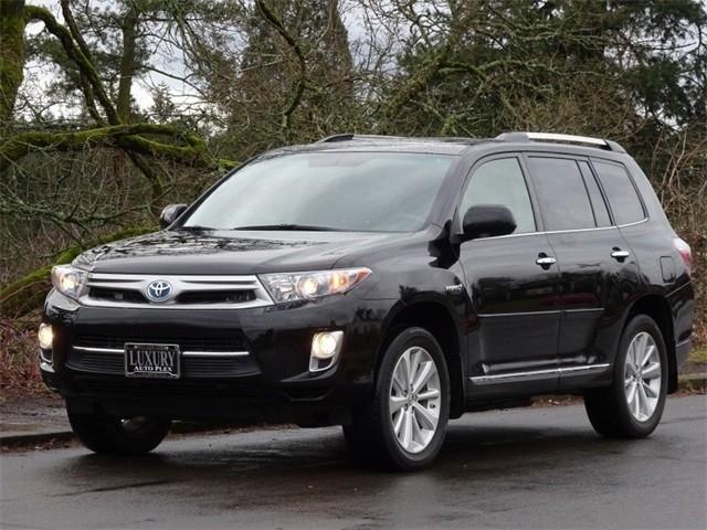Toyota Highlander 2012 price $26,950