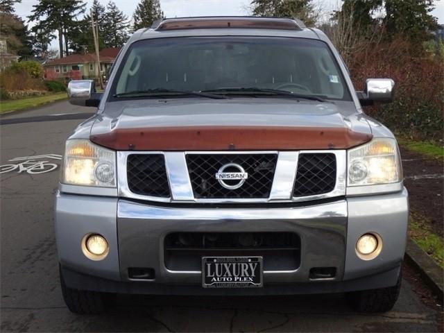 Nissan Armada 2007 price $11,500
