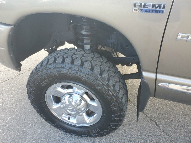 Dodge Ram 2500 2006 price $11,895