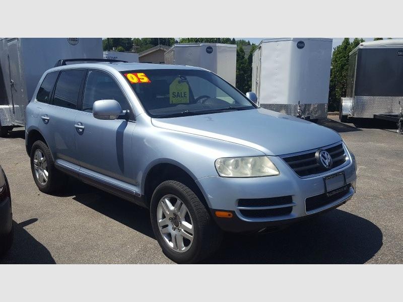 Volkswagen Touareg 2005 price $3,295