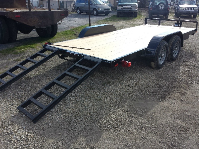 C&B 16' FlatBed 2020 price $2,895