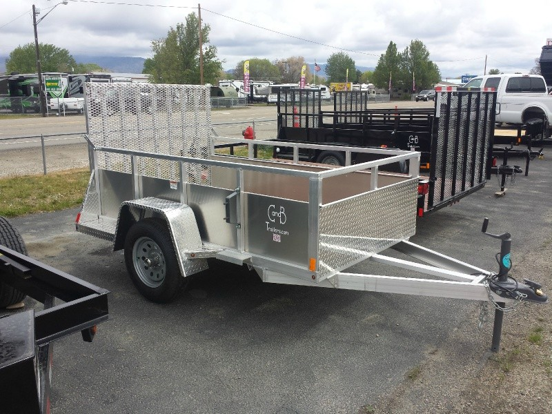 C&B 5x8 Utility 2020 price Call