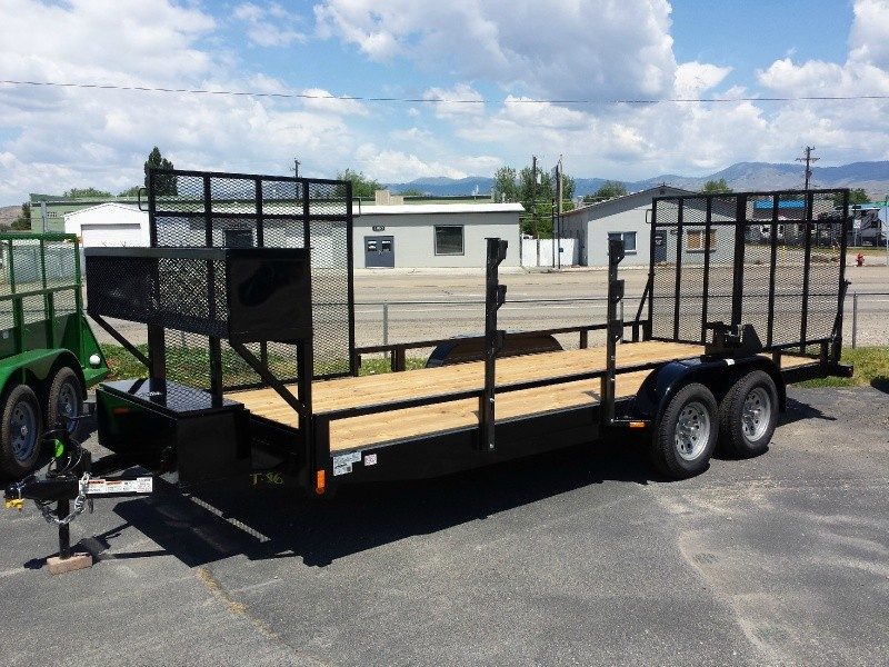 C&B 16' Flatbed 2020 price Call