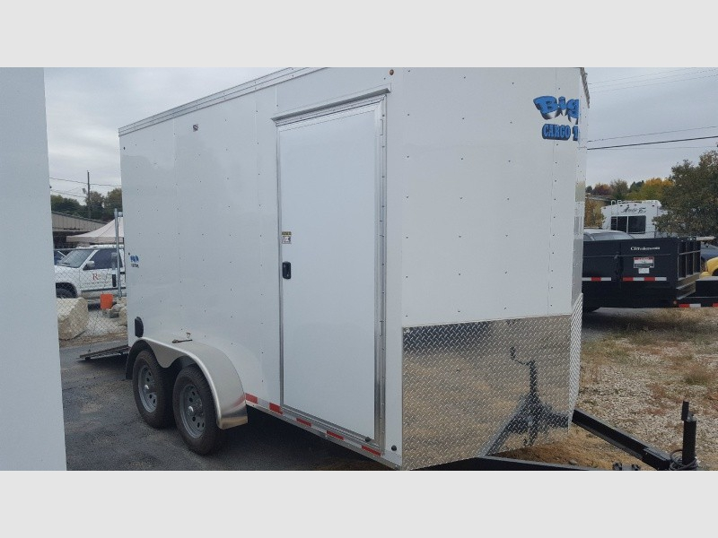 C&B 7x12 Enclosed Cargo 2019 price Call