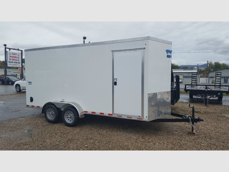 C&B 7x16 C&B Enclosed Cargo 2019 price Call