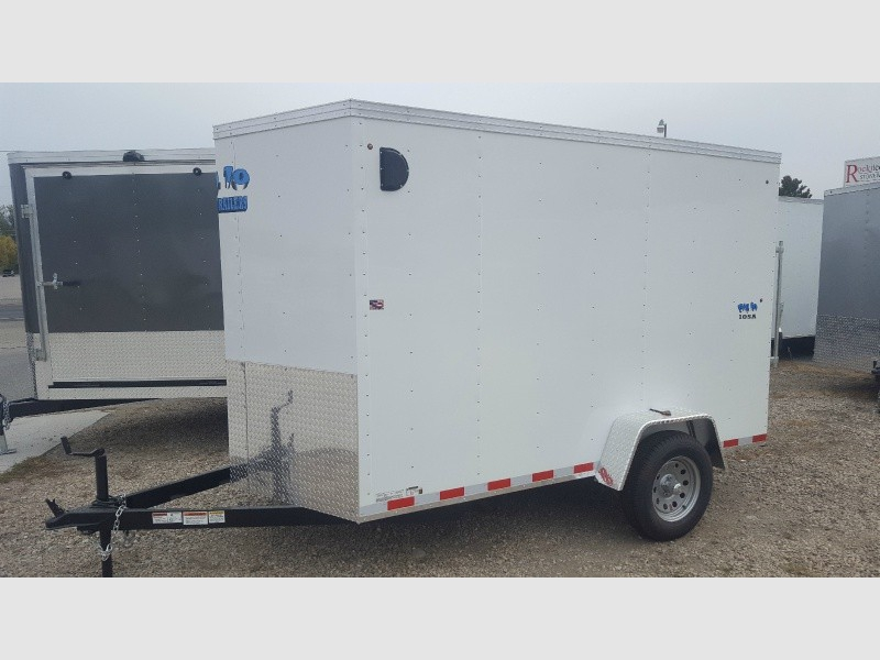 C&B C&B 6x10 Enclosed Cargo 2020 price Call