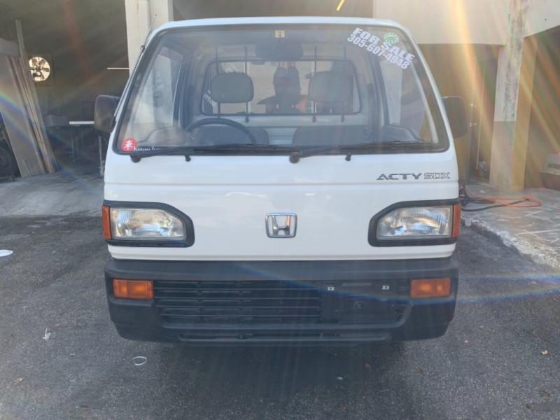 Honda Acty 1990 price $5,499