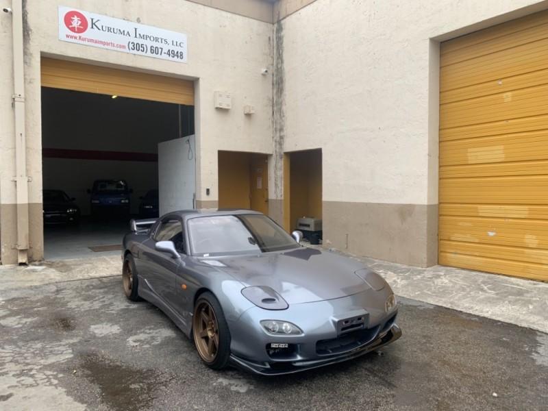 1992 Mazda RX-7 Twin Turbo