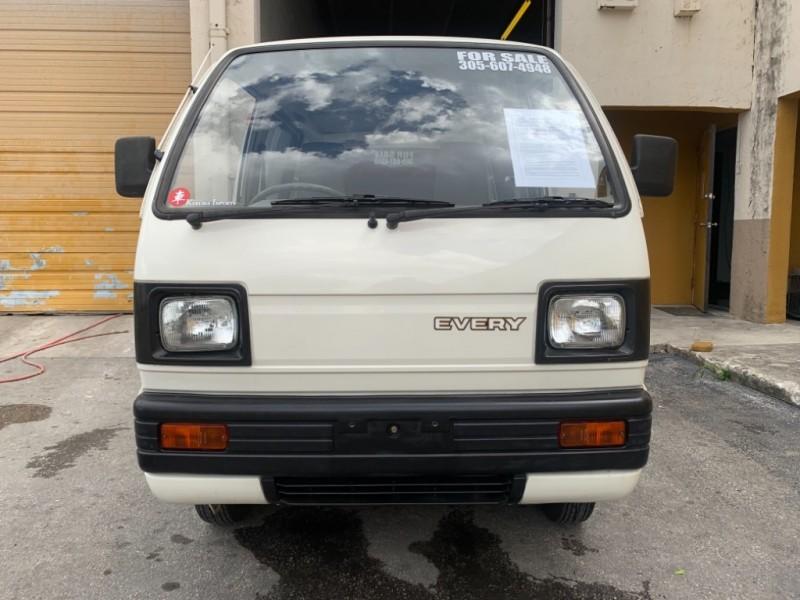 Suzuki Every 1987 price $5,199
