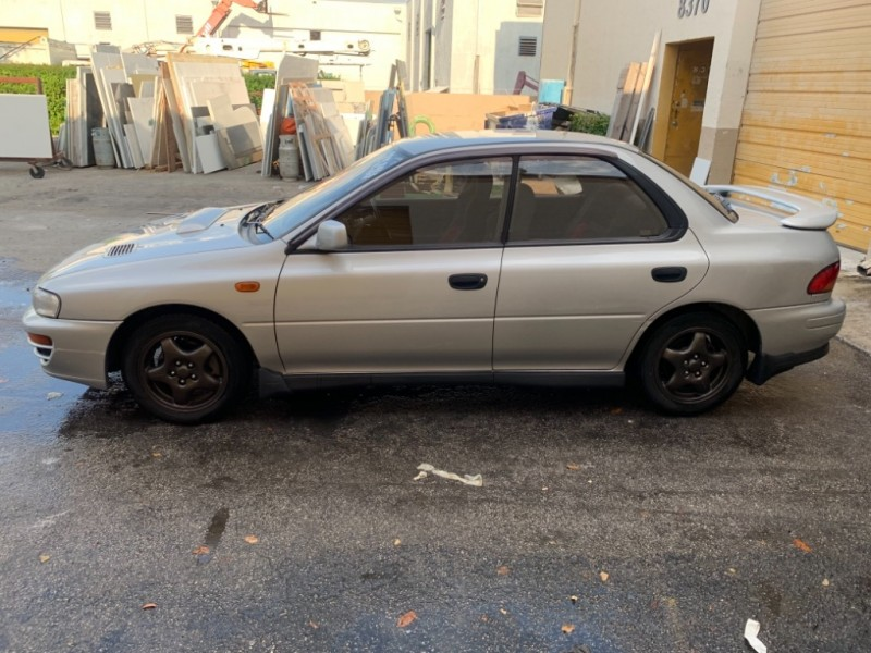 Subaru Impreza 1992 price $11,999