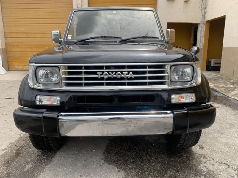 Toyota Land Cruiser 1994 price $17,999