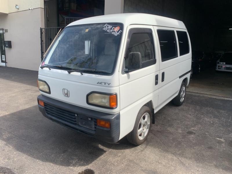 Honda ACTY Van 1993 price $5,999