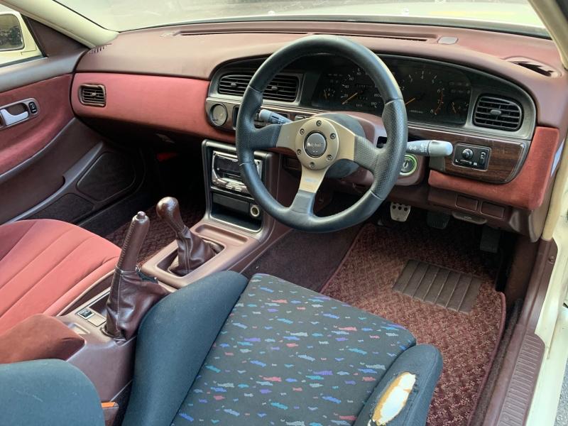 Nissan Laurel 1993 price $13,999